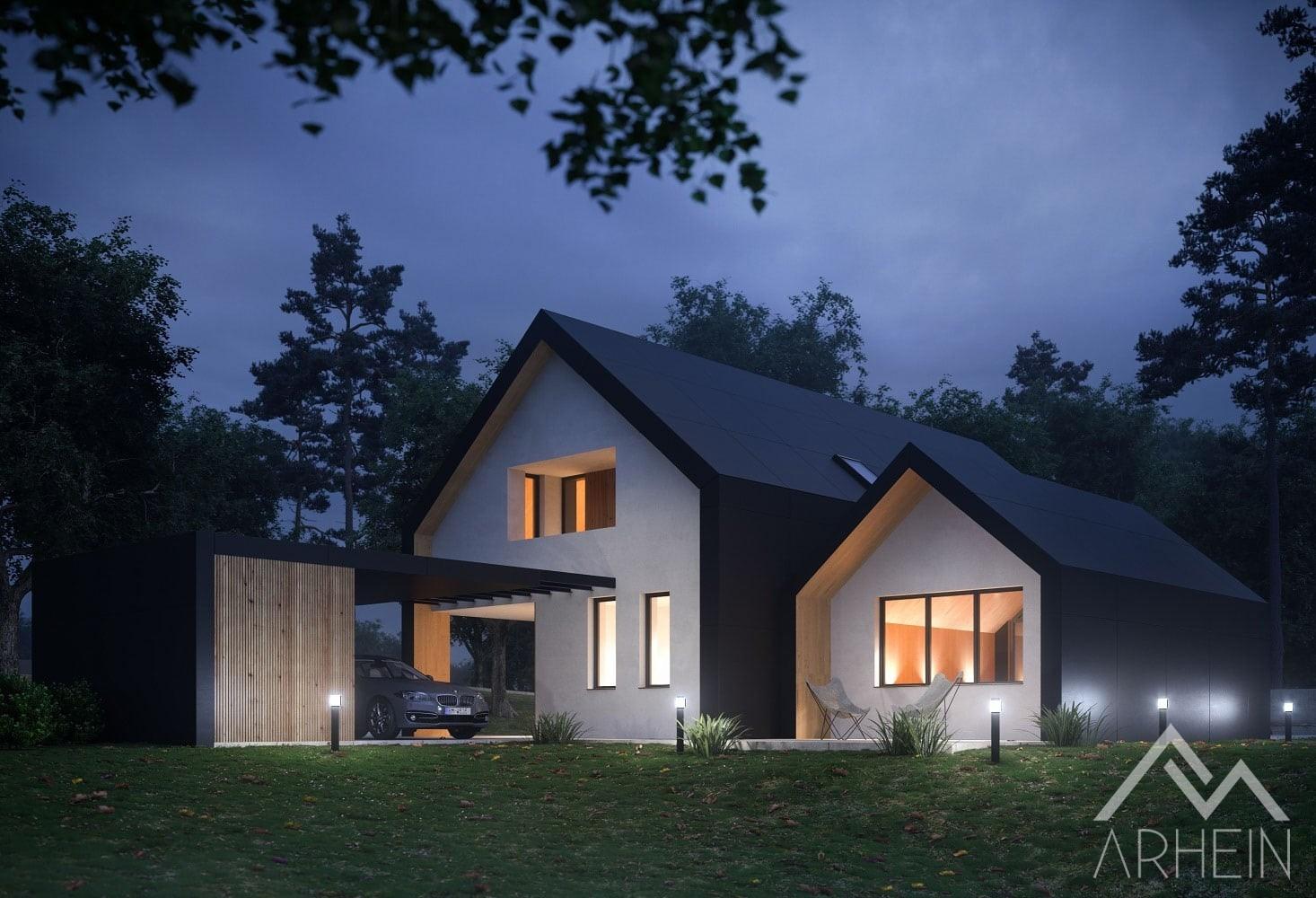 arhein-arhitektura-projekti-Hisa-S-Paviljonom-1